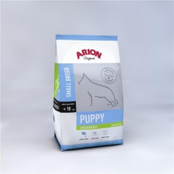 Arion ORIGINAL Puppy small Chicken & Rice 3kg