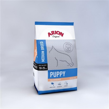 Arion Original Puppy medium Salmon & Rice 3kg