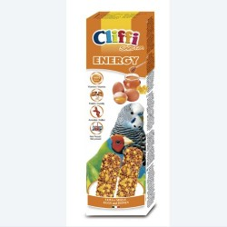 CLIFFI barritas energy para periquitos.