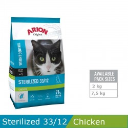 Arion Original Sterilized 33/12 Chicken