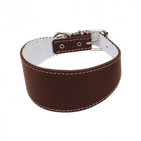 Collar Galgo VMD. Marron